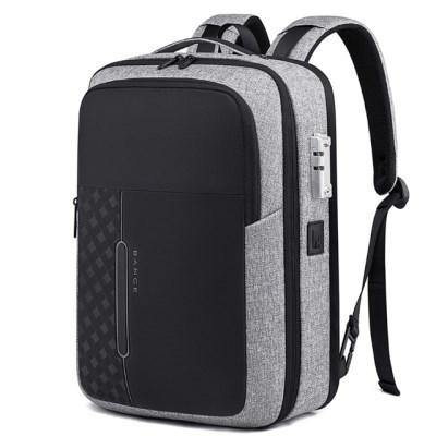타임리스 남성백팩 노트북백팩 여행용백팩 BG-K85 그레이