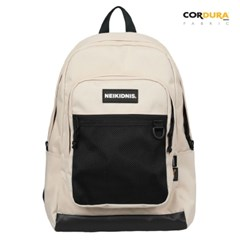 ACADEMY BACKPACK / LIGHT BEIGE