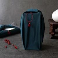 [설 선물] 과일 시럽 1종 보자기 포장세트