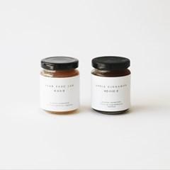 심플 가을잼 2종 선물세트