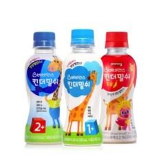킨더밀쉬 200ml 24입 2박스 (1단계/2단계/홍삼 택)_(2276267)