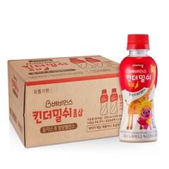 핑크퐁 킨더밀쉬 홍삼 24입(200ml) 2박스_(2276264)