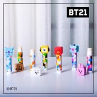 [사은품 증정] 우주스타 BT21 립에센스&피규어립밤 세트