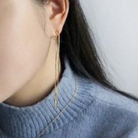 Boite earring