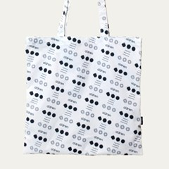 logo pattern eco-bag
