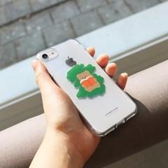 [젤리케이스] book곰 190 폰케이스 아이폰/LG