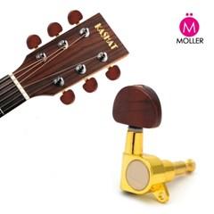 통기타 헤드머신 골드 줄감개 기타부품 튜닝 기타용품_(1450765)