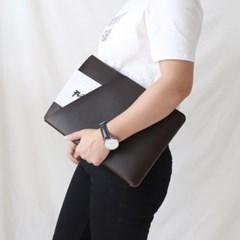 맥북프로 16인치 노트북 파우치 가방 케이스 LC_Brown