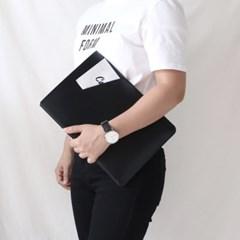 맥북프로 16인치 노트북 파우치 케이스 가방 LC_BLACK