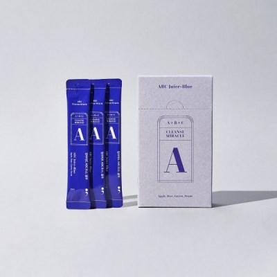 밀라이트 ABC주스 블루 10ml(23kal) x 14포