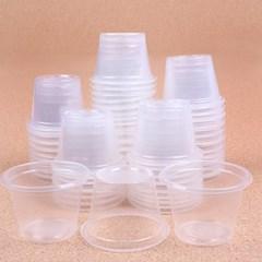티라이트전용투명컵(50개입)
