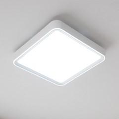 LED 플렛 사각 방등 50W
