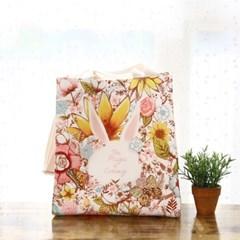 블라썸 토끼 크로스백 숄더백 토드백 - 펜으로 그린 정원