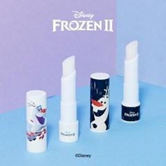 [디즈니 정품] 겨울왕국 2_보습촉촉 올라프 립밤_Made in Korea