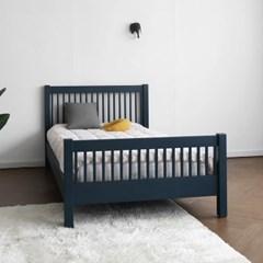 [코코엣지] C형 침대 : 블랑네이비 SS_(1448106)