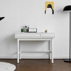 [코코소프트] A형 책상/테이블 : 블랑화이트_(1447928)