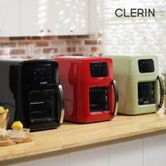 클레린 디지털 에어쿡 에어오븐 CLO-CB388 색상 택1