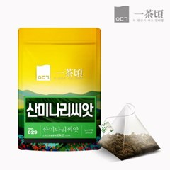 일다경 산미나리씨앗차 30입(파우치)