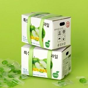 [매일리 스낵] 특산 과일 박스 젤리 (사과맛)
