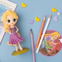 디즈니 라푼젤 피규어 컬러링북
