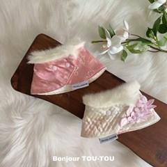 양면설빔꼬까스카프 _pink