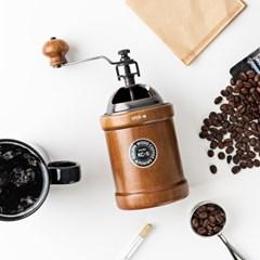 [칼딘] 세라믹 커피그라인더 원두그라인더 돔형 KC-5+청소솔 증정