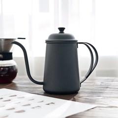 [칼딘] 호소구치 블랙 커피 드립포트 핸드드립 주전자 650ml