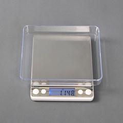 정밀 소형 전자저울(1kgx0.1g) /계량 주방저울
