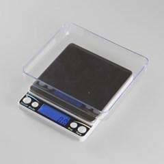 초정밀 소형 전자저울(500x0.01g) /계량 주방저울