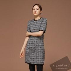 Tweed Classic dress