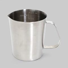 쿠킹스 쉐프 스텐 계량컵(500ml) / 스텐 비커