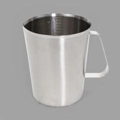 쿠킹스 쉐프 스텐 계량컵(2L) / 스텐 비커
