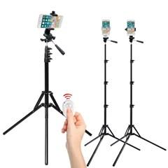 LT-169 트래블러 스마트폰 카메라 스탠드 삼각대 SET (최대높이 2m)