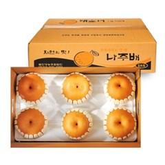 [남도장터]이룸 나주배 가정용 신고배 5kg 6과내외_(1255575)
