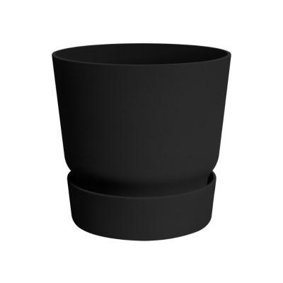 [엘호] 그린빌 라운드 인테리어화분(25cm)