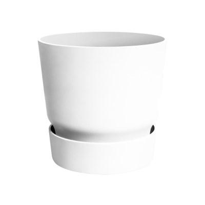 [엘호] 그린빌 라운드 인테리어화분(40cm)