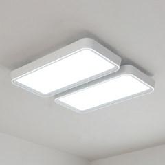LED 플렛 거실등 100W