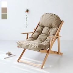마켓비 SNUG 접이식안락의자 너도밤나무