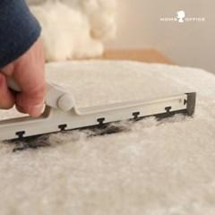 반려동물 털 청소엔! 티하비 빗자루 1P / 카펫트청소