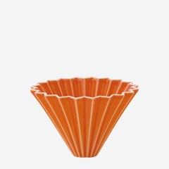 오리가미 도자기 커피드리퍼 M 2-4인용 오렌지_(1464613)