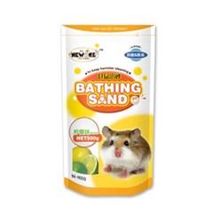 NEW AGE 햄스터 살균 목욕모래 레몬향 500g (NA-H009)_(1030292)