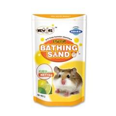 NEW AGE 햄스터 살균 목욕모래 레몬향 1kg (NA-H013)_(1030290)