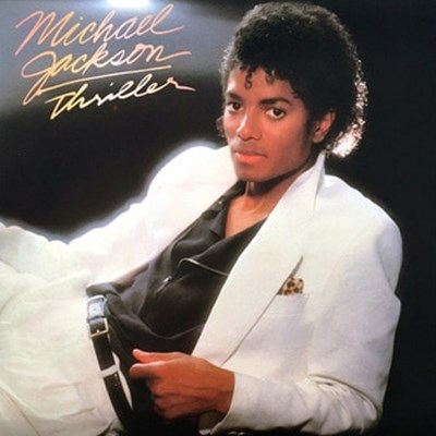 Michael Jackson - Thriller (LP)