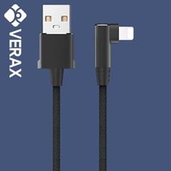 라이트닝8핀 엘보우 킹 라인 USB 케이블 C024_(2441371)