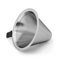 [칼딘] 2중망 스테인리스 필터 커피 드리퍼 드립퍼 SD-02 1~2인용