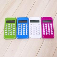 10자리 미로게임 계산기/휴대용 전자계산기 미니계산기