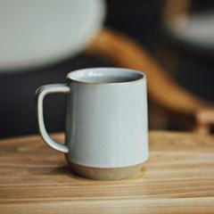 킵 네이처 도자기 머그컵 커피잔 350ml