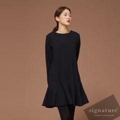 60% Cotton warm dress