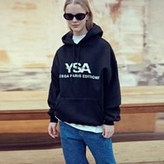 YSA Printing Hoodie_Black