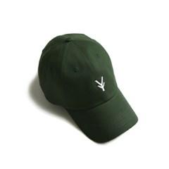 YV Logo Ball Cap_Green